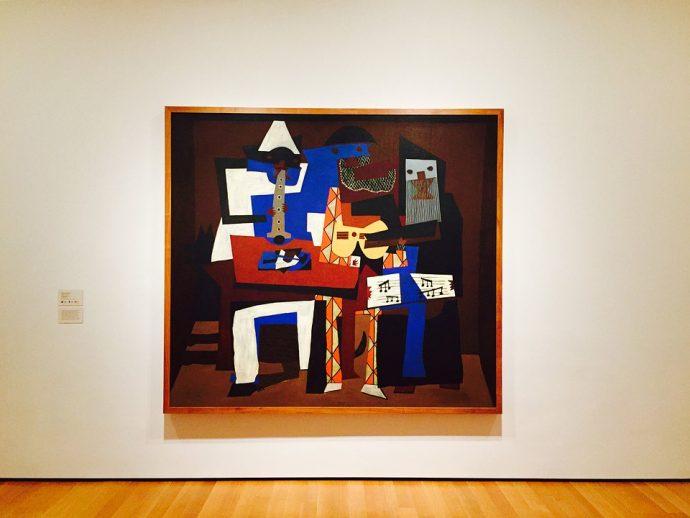 musei new york MoMA picasso