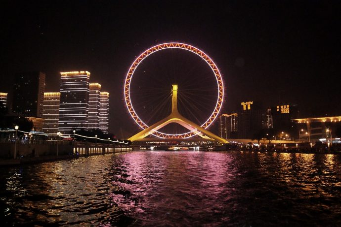 Qual è la città più popolosa della Cina?