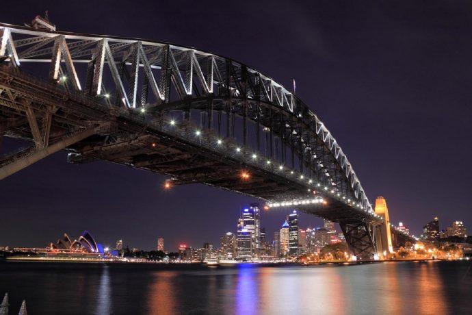 sydney harbour bridge italianvagabond.com