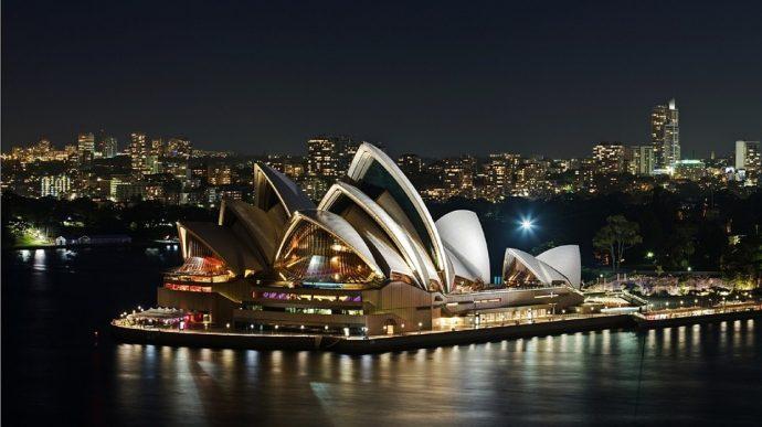 italianvagabond.com opera house sydney