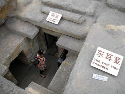 things to do in Guangzhou nanyue tomb