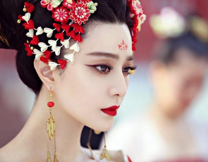 The Four Most Beautiful Chinese Women Ever