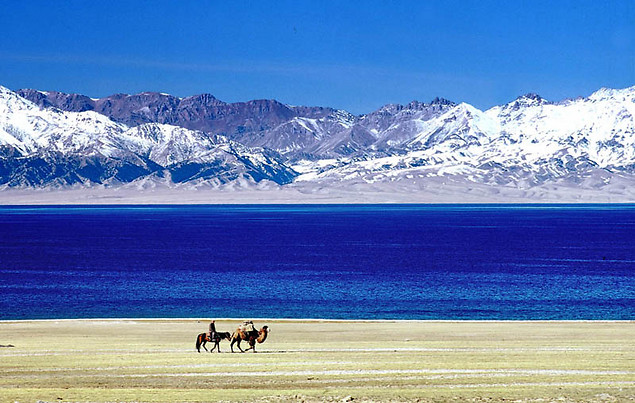 Sayram Lake