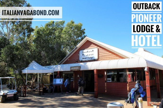 Uluru Travel Guide | Accommodation in Uluru outback pioneer lodge hotel
