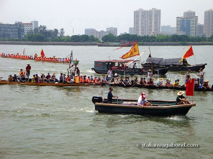 Dragon Boat Festival in Guangzhou
