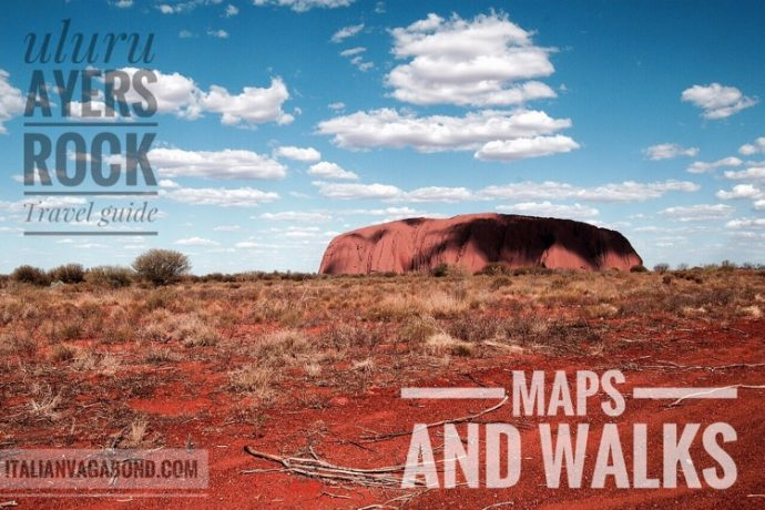 uluru map walks
