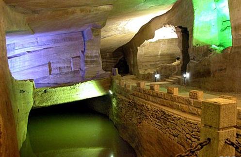 Huashan grotte mistero