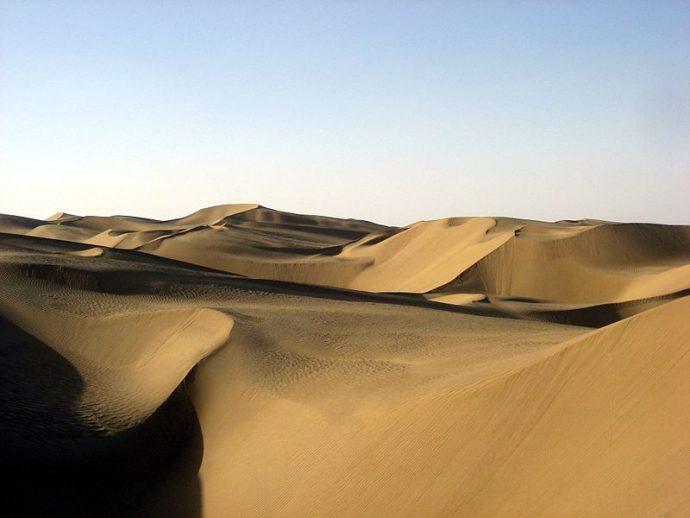 Taklamakan_deserto