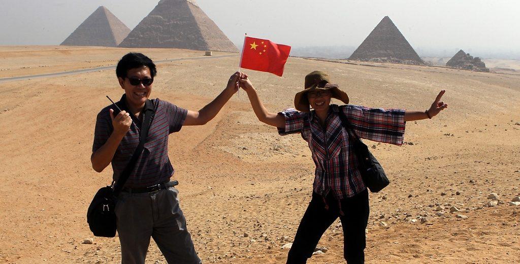 dove vanno in vacanza i cinesi