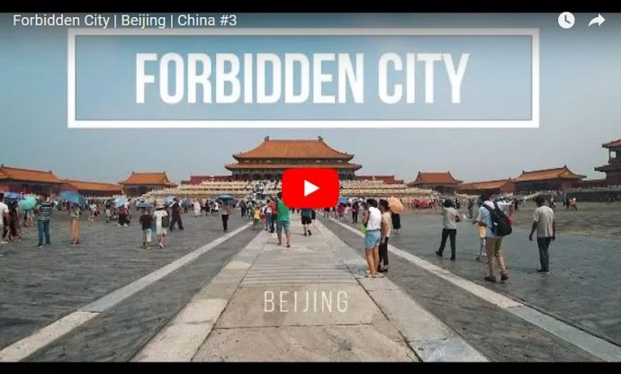 forbidden city youtube italianvagabond