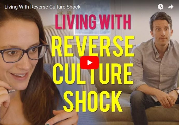 Living With Reverse Culture Shock after leaving china