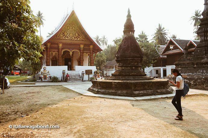 cosa vedere a Luang Prabang