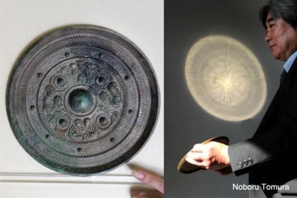 specchi antichi cinesi magici