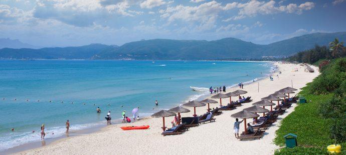 Le Più belle Spiagge della Cina - Yalong Bay