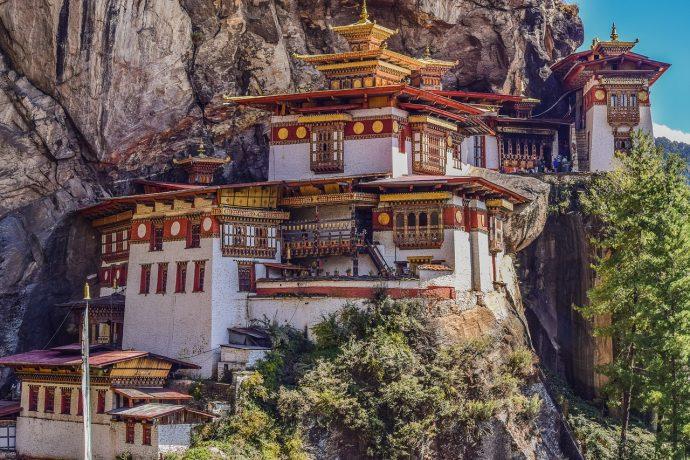 paesi meno visitati al mondo bhutan