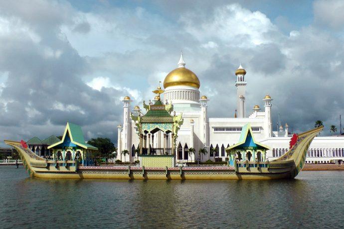 paesi meno visitati al mondo brunei