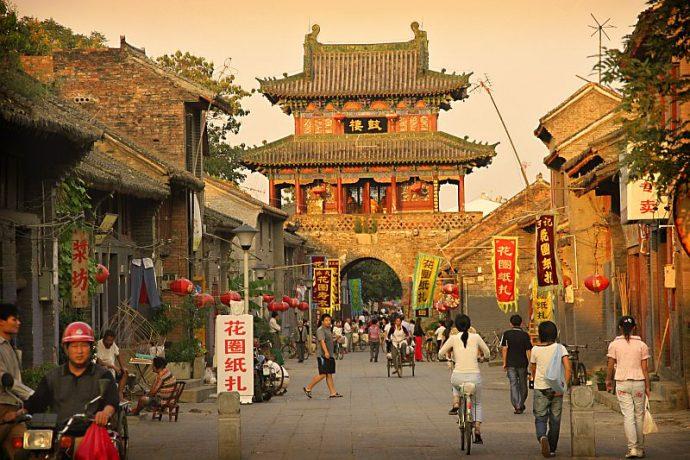 Le quattro 4 Antiche Capitali della Cina luoyang