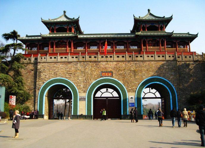 Le 4 Antiche Capitali della Cina nanjing