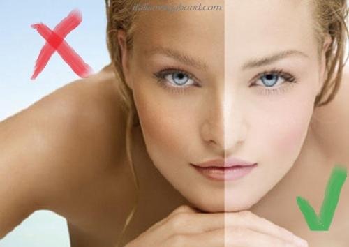 white skin chinese beauty standard