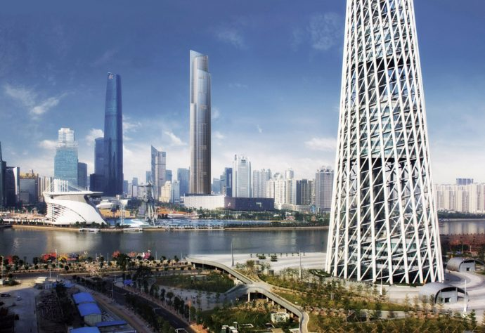 IFC CTF Guangzhou