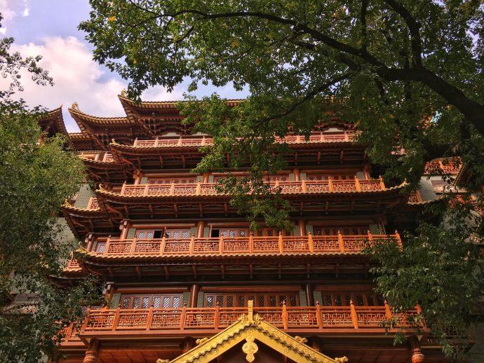 dafo temple canton