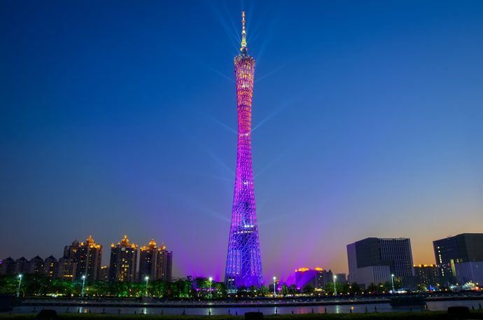 canton tower guangzhou