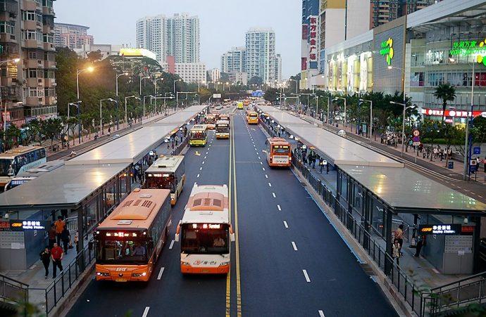 guangzhou-brt-bus