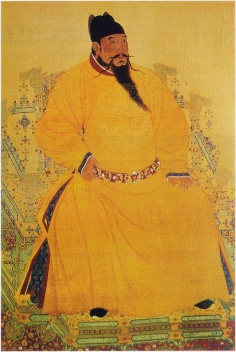 Tang Taizong imperatore cinese famoso