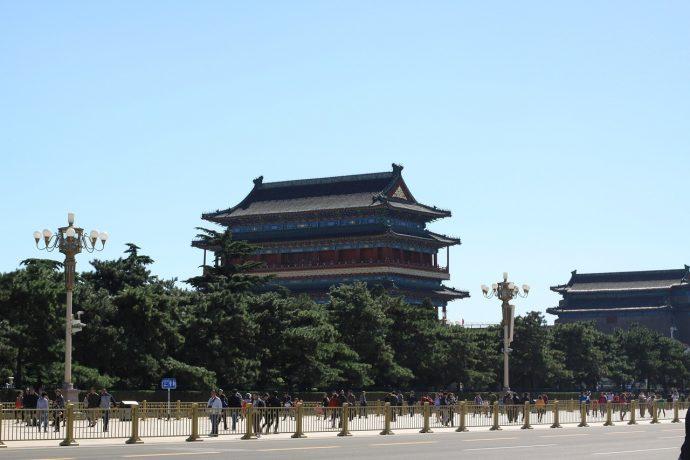 qianmen pechino 5 giorni