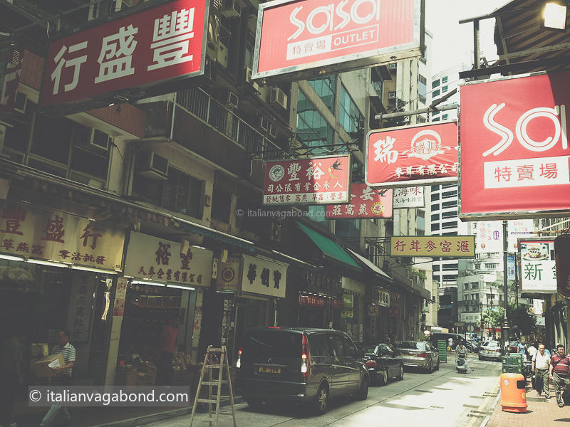Hong Kong - Cosa Vedere: Kowloon insegne neon