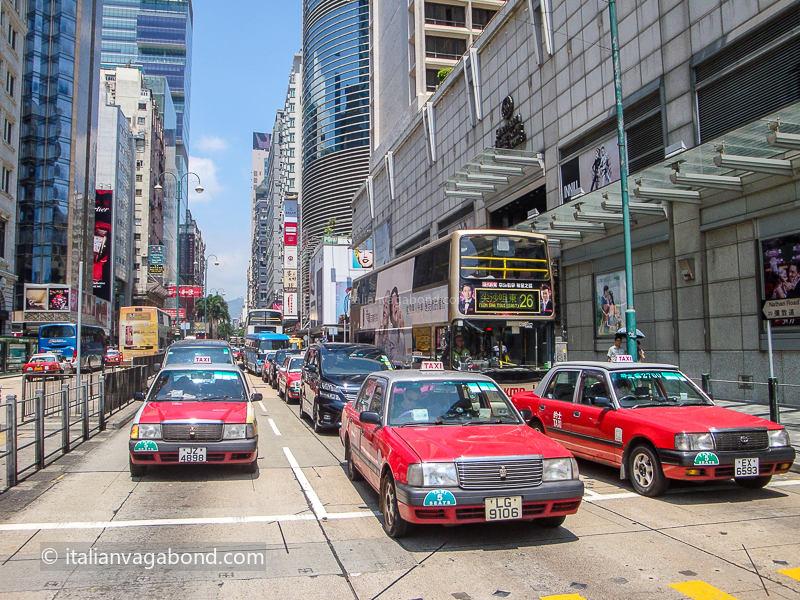 Hong Kong - Cosa Vedere: Kowloon nathan road
