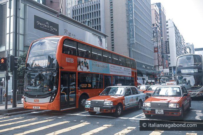 cosa vedere a hong kong nathan road