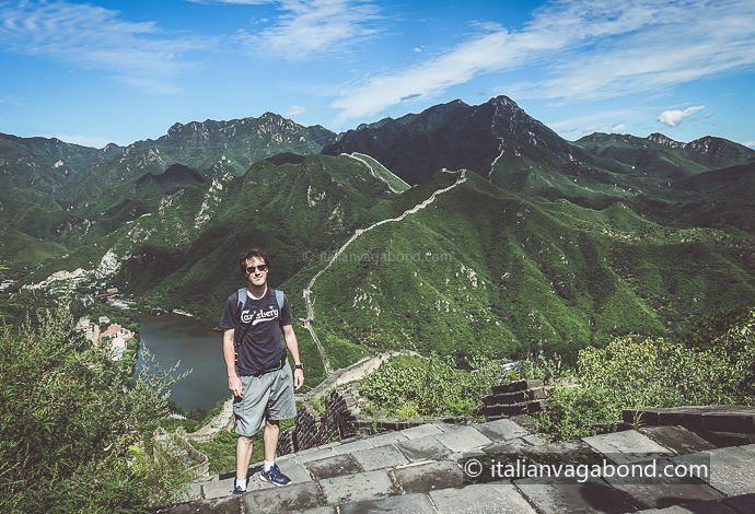 Huanghuacheng grande muraglia cinese quale sezione visitare