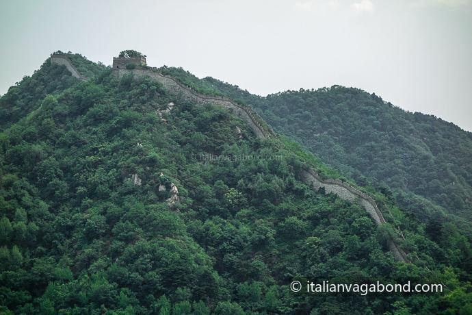 grande muraglia cinese quale sezione visitare