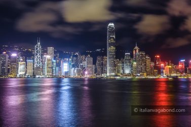hong kong cosa vedere victoria harbour