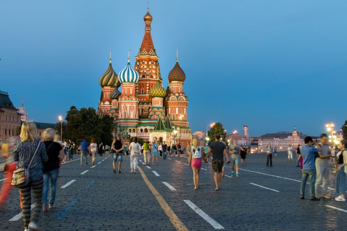 popolazione russia abitanti