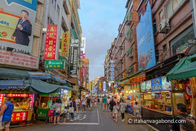 Tamsui Old Street (Taiwan): Cosa Vedere