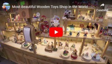 giocattoli in legno negozio taiwan
