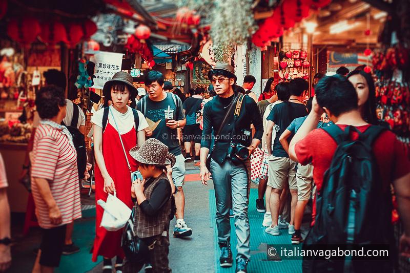jiufen taiwan cosa vedere come andare