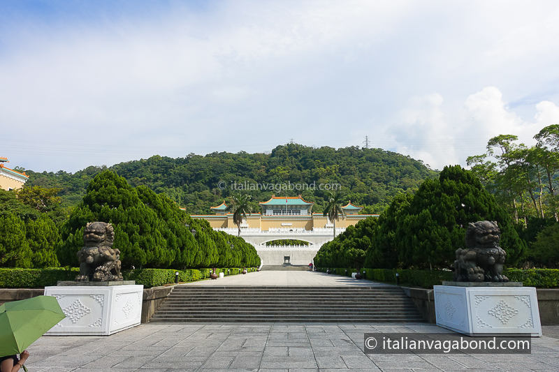 national museum taipei taiwan photo foto
