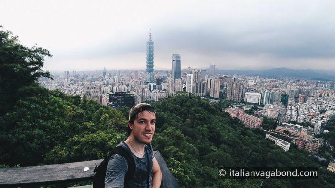 taipei cosa vedere elephant mountain xiangshan (3)